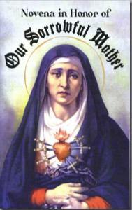 Novena to Sorrowful Mother