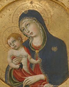 Madonna and Child (Sano di Pietro)